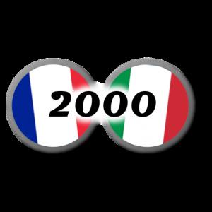France-Italie 2000