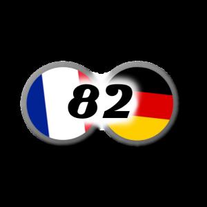 France-Allemagne 82