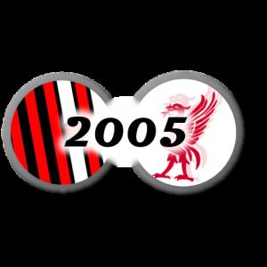 Liverpool-Milan 2005